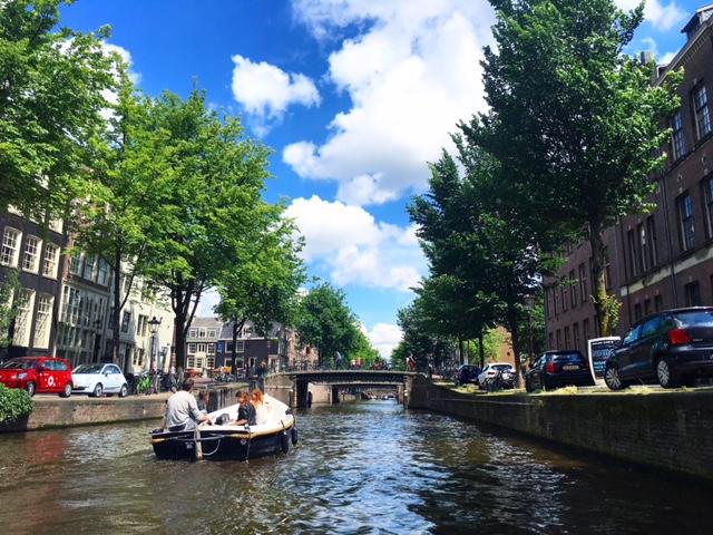 Emma Race - Amsterdam